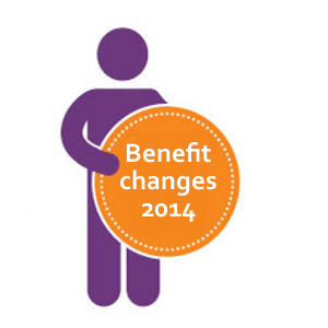 Benefit changes 2014