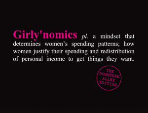 The definition of 'Girlynomics' - does it apply to you?