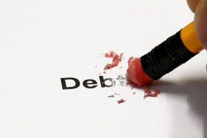 Debt wipe out